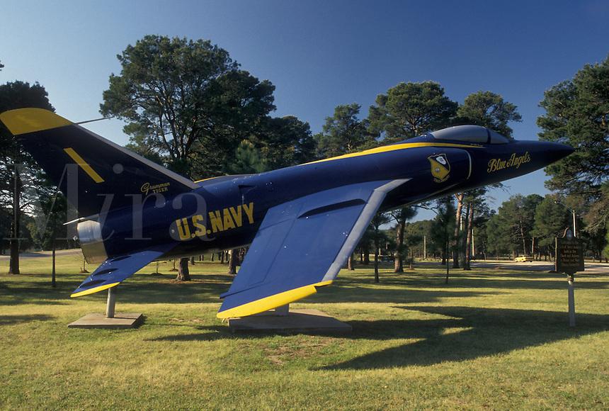 fighter, jet, Navy, Pensacola, Florida, FL, U.S. Naval Air Station in Pensacola.