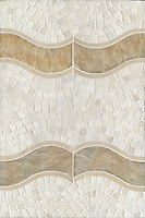 Name: Danube<br /> Style: Contemporary<br /> Product Number: CB0814<br /> Description: Danube in Cloud Nine (t), Saint Richard, Honey Onyx (h)