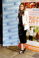 London, UK - Elizabeth Olsen at the 'Liberal Arts' photocall and screening at the Everyman Cinema, Hampstead, London - 16th September 2012..Photo by Bob Kent