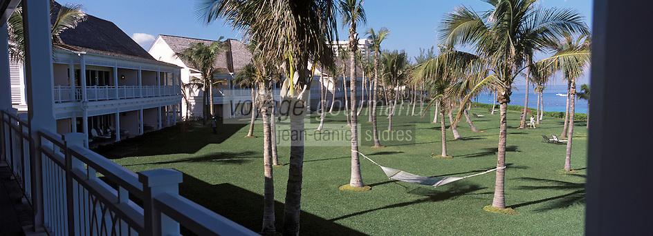 """Iles Bahamas / New Providence et Paradise Island / Nassau: Hotel """"One & Only Océan Club"""""""