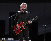 SUNRISE FL - FEBRUARY 20: Neil Finn of Fleetwood Mac performs at The BB&T Center on February 20, 2019 in Sunrise, Florida. Photo by Larry Marano © 2019