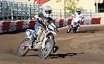 Flat track racers