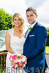 Sinead O'Driscoll and Colm Reidy were married at Scartaglin church on Friday 29th July 2016 with a reception at Ballygarry House Hotel