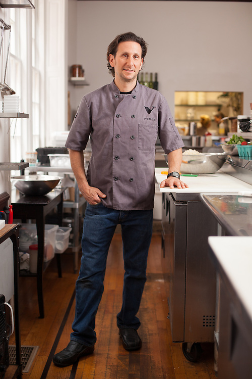 Vedge Chef Richard Landau