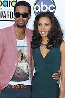 Josiah Bell and Jurnee Smollett at the 2012 Billboard Music Awards held at the MGM Grand Garden Arena on May 20, 2012 in Las Vegas, Nevada. © mpi28/MediaPUnch Inc.