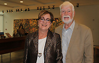 "NWA Democrat-Gazette/CARIN SCHOPPMEYER Evelyn and Charles Jorgenson attend The Muses Project ""Voices of Angels."""
