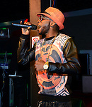 HOLLYWOOD, FL - NOVEMBER 13: Urban Mystic performing live with a Bigg D. live band at Hollywood Live at Hollywood Live on Thursday November 13, 2014 in Coral Gables, Florida. (Photo by Johnny Louis/jlnphotography.com)