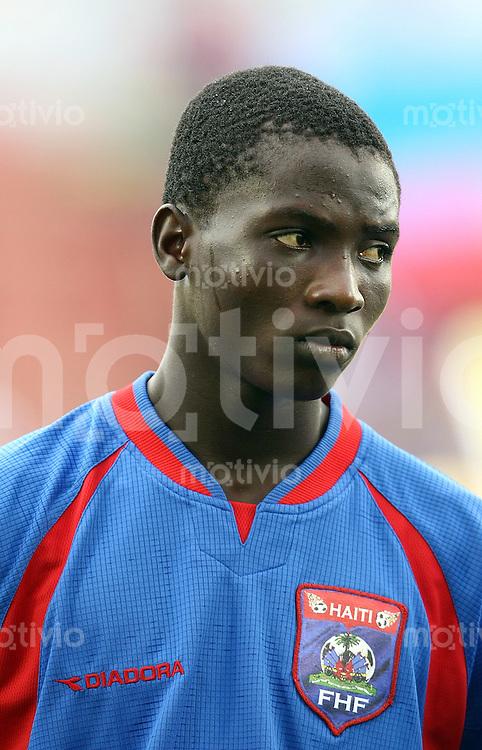 12. FIFA U17 Weltmeisterschaft in Korea Haiti - Frankreich Haiti vs. France Ismael GREGORY (HAI), Portrait.