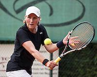 Etten-Leur, The Netherlands, August 23, 2016,  TC Etten, NVK, Mirjam Swarte (NED)<br /> Photo: Tennisimages/Henk Koster