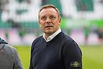 09.09.2017, Volkswagen Arena, Wolfsburg, GER, 1.FBL, VfL Wolfsburg vs Hannover 96<br /> <br /> im Bild<br /> Andre / Andr&eacute; Breitenreiter (Trainer Hannover 96), <br /> <br /> Foto &copy; nordphoto / Ewert