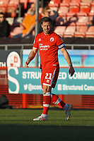 Dannie Bulman of Crawley Town during Crawley Town vs Macclesfield Town, Sky Bet EFL League 2 Football at Broadfield Stadium on 23rd February 2019