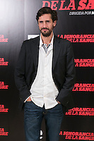 "Juan Diego Botto attends ""La Ignorancia de la Sangre"" presentation at Princesa Cinema in Madrid, Spain. November 13, 2014. (ALTERPHOTOS/Carlos Dafonte)"