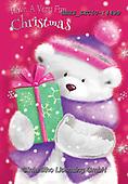 John, CHRISTMAS ANIMALS, WEIHNACHTEN TIERE, NAVIDAD ANIMALES, paintings+++++,GBHSSXC50-1449B,#xa# ,sticker,stickers