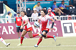 Chiharu Nakamura (JPN), <br /> AUGUST 30, 2018 - Rugby : <br /> Women's Group A match <br /> between Japan 65-0 Idonesia <br /> at Gelora Bung Karno Rugby Field <br /> during the 2018 Jakarta Palembang Asian Games <br /> in Jakartan, Idonesia. <br /> (Photo by Naoki Morita/AFLO SPORT)