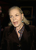 "Lauren Bacall ..at The World Premiere of ""The Life Aquatic with Steve Zissou""  on December 9, 2004 at The Ziegfeld Theatre. ..Photo by Robin Platzer, Twin Images"