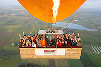 20150304 March 04 Hot Air Balloon Gold Coast