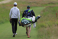 Thomas Detry (BEL) on the 8th during Round 1 of the Aberdeen Standard Investments Scottish Open 2019 at The Renaissance Club, North Berwick, Scotland on Thursday 11th July 2019.<br /> Picture:  Thos Caffrey / Golffile<br /> <br /> All photos usage must carry mandatory copyright credit (© Golffile | Thos Caffrey)