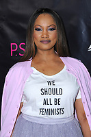 04 May 2017 - Hollywood, California - Garcelle Beauvais. 2017 P.S. Arts' The Party held at Neuehouse in Hollywood. Photo Credit: Birdie Thompson/AdMedia