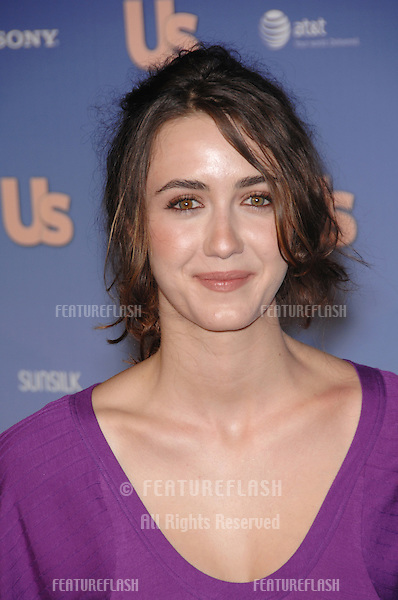 """Californication"" star Madeline Zima at Us Weekly Magazine's Hot Hollywood Party at Opera nightclub in Hollywood..September 27, 2007  Los Angeles, CA.Picture: Paul Smith / Featureflash"