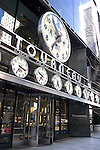 Clocks, Tourneau, Midtown, New York, New York