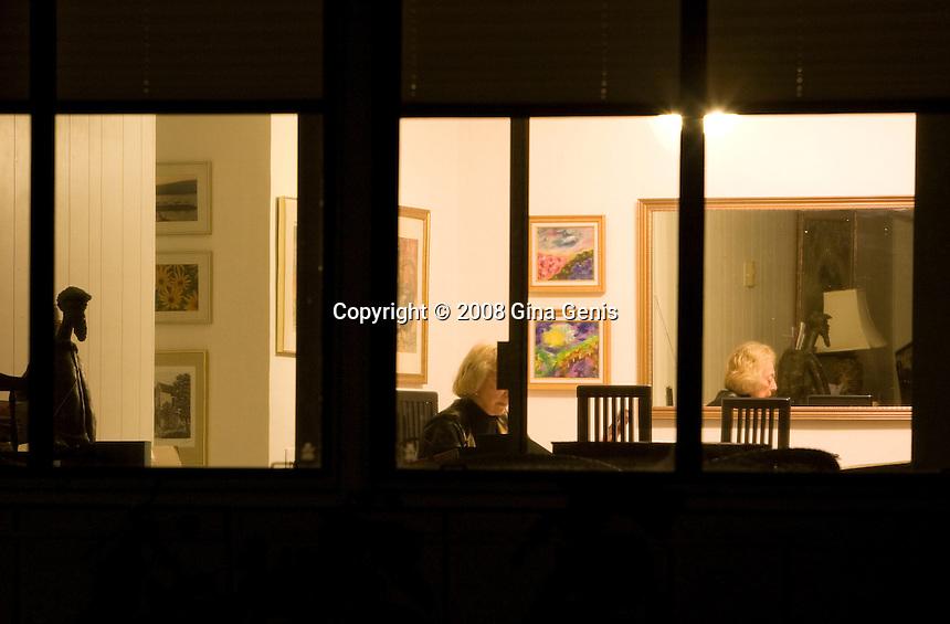 Window Peeping Series