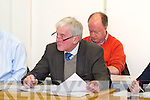 Kerry County Councilors held their  last meeting  before the election at the Kerry Library on Monday