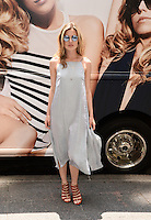NEW YORK , NY - JULY 8: Model Georgia May Jagger pictured at the debuts of 'Her Global Sunglass Hut Campaign' in Times Square in New York City,July 8,2014© HP/Starlitepics