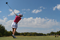Cheyenne Knight (USA) watches her tee shot on 12 during round 4 of the Volunteers of America Texas Classic, the Old American Golf Club, The Colony, Texas, USA. 10/6/2019.<br /> Picture: Golffile | Ken Murray<br /> <br /> <br /> All photo usage must carry mandatory copyright credit (© Golffile | Ken Murray)