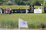 on day two of the Celtic Manor wales Open 2010.Picture Fran Caffrey/Newsfile.ie
