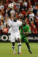 Jozy Altidore USMNT...USMNT defeated Guadeloupe 1-0 in Gold Cup play at LIVESTRONG Sporting Park, Kansas City, Kansas.