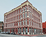 The Stewart Building in Galveston Texas built In 1882