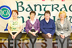 ICA Meeting : Attending the Kerry Federation of the ICA meeting held at the Listowel Family Resource Centre on Sunday last were Jill McCarthy, Kathleen Fitzmaurice, Olive Keane & Elieen Roche.