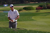 Nicolas Colsaerts (BEL) on the 5th fairway during Round 2 of the Abu Dhabi HSBC Championship 2020 at the Abu Dhabi Golf Club, Abu Dhabi, United Arab Emirates. 17/01/2020<br /> Picture: Golffile   Thos Caffrey<br /> <br /> <br /> All photo usage must carry mandatory copyright credit (© Golffile   Thos Caffrey)