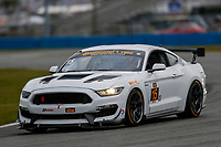 5-8 January, 2017, Daytona Beach, Florida USA<br /> 15, Ford, Ford Mustang GT4, GS, Jade Buford, Scott Maxwell<br /> ©2017, Jake Galstad<br /> LAT Photo USA