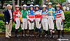 1st race group of The International Ladies Fegentri Race participants at Delaware Park on 6/10/13