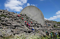 Nederland - Spaarnwoude - mei 2019. De Strong Viking Hills Edition. Obstacle Run in recreatiegebied Spaarwoude. Foto mag niet in negatieve / schadelijke context gefotografeerd worden. Foto Berlinda van Dam / Hollandse Hoogte.