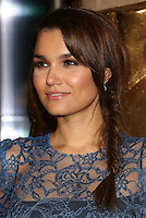 Samantha Barks arriving for the British Academy Children's Awards (BAFTA)  held at the Roundhouse, London. 23/11/2014 Picture by: James Smith / Featureflash