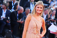 Venice, Italy - August 27: Constance Jablonski attends the Opening Ceremony of the 71st Venice Film Festival at Palazzo Del Cinema on August 27, 2014 in Venice, Italy. (Photo by Mark Cape/Inside)<br /> Venezia, Italy - Agosto 27:  Constance Jablonski presente alla cerimonia di apertura del 71st Venice Film Festival. al Palazzo del Cinema Agosto 27, 2014 Venezia, Italia. (Photo by Mark Cape/Inside Foto)
