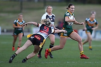 Ladies League Tag Rd 10 Wyong Roos v Berkeley Vale Panthers