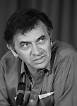Bill Graham 1982 US Festival Press Conderence.© Chris Walter.