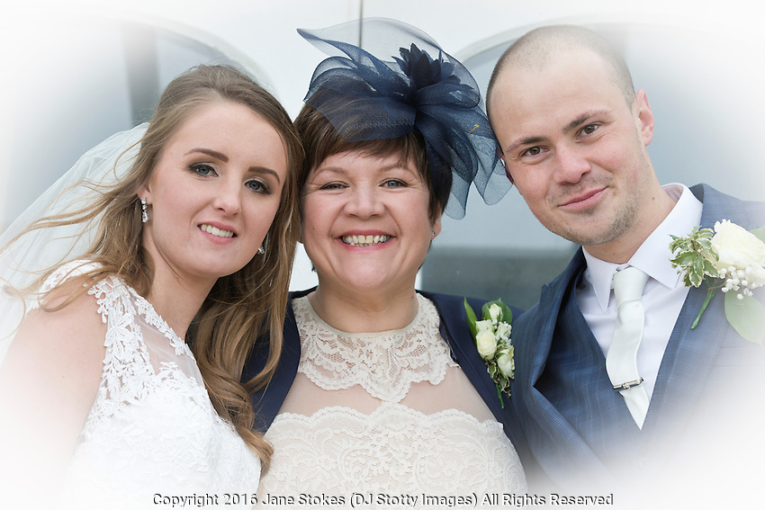 Katie & Thomas' Wedding Day at Beacon House, Whitstable on Tuesday 10 February 2016
