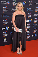 Gail Emms<br /> arriving for the BT Sport Industry Awards 2018 at the Battersea Evolution, London<br /> <br /> ©Ash Knotek  D3399  26/04/2018