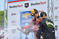 IMSA WeatherTech SportsCar Championship<br /> Chevrolet Sports Car Classic<br /> Detroit Belle Isle Grand Prix, Detroit, MI USA<br /> Saturday 3 June 2017<br /> 38, ORECA FLM09, PC, James French<br /> World Copyright: Richard Dole<br /> LAT Images<br /> ref: Digital Image RD_DTW_17_0416