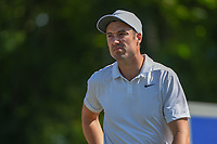 Ross Fisher (ENG) heads down 18 during Round 2 of the Zurich Classic of New Orl, TPC Louisiana, Avondale, Louisiana, USA. 4/27/2018.<br /> Picture: Golffile | Ken Murray<br /> <br /> <br /> All photo usage must carry mandatory copyright credit (&copy; Golffile | Ken Murray)