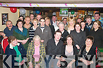 CONGRATULATIONS: Marcella Fleming, Kilcummin and David Doyle, Killarney celebrated their engagement in Corkery's Bar, Killarney, on Friday night with family and friends..   Copyright Kerry's Eye 2008
