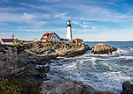 Portland Head Light, Cape Elizabeth, Maine, Oct. 3,4, 2015