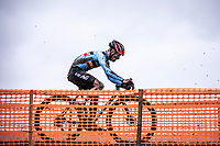 Eli Iserbyt (BEL) <br /> <br /> Men's Elite race<br /> UCI 2020 Cyclocross World Championships<br /> Dübendorf / Switzerland<br /> <br /> ©kramon