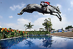 GUADALAJARA, MEXICO - OCTOBER 27:  Kent Farrington of the USA  competes during the Equestrian Show Jumping Competition on Day Thirteen of the XVI Pan American Games on October 27, 2011 in Guadalajara, Mexico.  (Photo by Donald Miralle for Mexsport) *** Local Caption ***