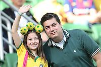 SÃO PAULO,SP, 07.06.2015 – BRASIL-MÉXICO – Torcida do Brasil durante partida contra o México, amistoso internacional no Allianz Parque na região oeste de São Paulo, neste domingo, 07. (Foto: Vanessa Carvalho/Brazil Photo Press)