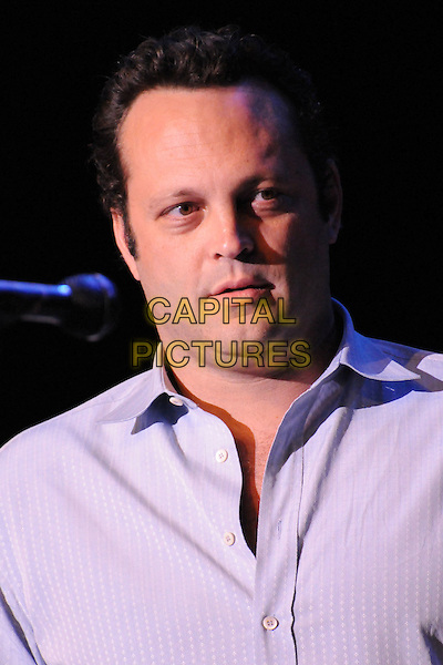 """VINCE VAUGHN.Dwight Yoakam Performs at the Go Country 105 FM """"Summer Under the Stars"""" Concert at the Greek Theatre, Los Angeles, California, USA..July 27th, 2008.headshot portrait  .CAP/ADM/BP.©Byron Purvis/AdMedia/Capital Pictures."""